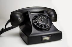 Bakelittelefon 1951 Lizenzfreie Stockbilder
