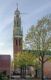 Bakenesserkerk, Харлем, Нидерланды Стоковые Фото