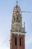 Bakenesserkerk, Харлем, Нидерланды Стоковые Фотографии RF