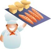baker Zdjęcie Stock