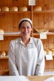 Baker bij Blists-Heuvel Victoriaans Museum Stock Foto