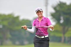 Baker Brooke des Etats-Unis dans le maître 2017 de PTTs Thaïlande LPGA Photo stock