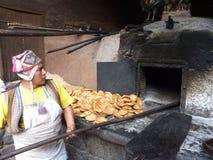 Baker. Royalty Free Stock Photo