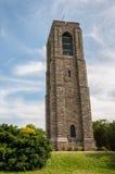 Baker Park Memorial Carillon Klokketoren - Frederick, Maryland Stock Fotografie