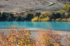 Baker River, Chilean Patagonia Stock Images
