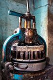 Baker`s machine royalty free stock photography