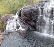 Baker's waterfall. A precious gift from the nature Stock Images