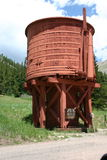 Steam Engine Railroad Water Tank Stock Photos