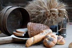 Bakers setout royalty free stock photos