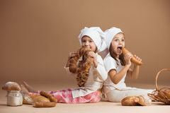 Bakers Royalty Free Stock Image