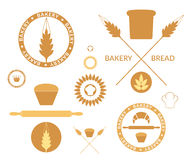 bakersfield Хлеб Пшеница иллюстрация штока