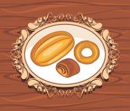 bakersfield Ярлык для дизайна иллюстрация вектора
