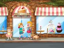 bakersfield иллюстрация штока