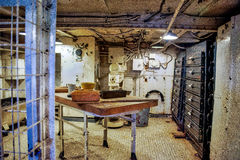 Bakery in the Battle Ship Texas. Battle Ship Texas National Monument Houston royalty free stock photography