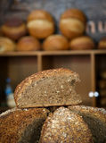 Bakery Bread Concept. And Decoration royalty free stock photography