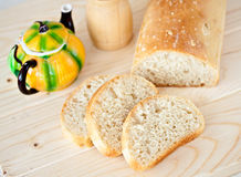 Bakery bread natural food breakfast Royalty Free Stock Photo