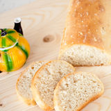 Bakery bread natural food breakfast Royalty Free Stock Photography