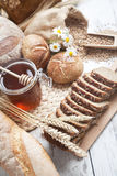 Bakery bread Stock Images