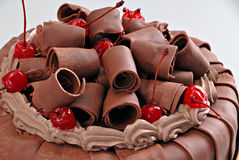 Bakery Cakes. Bakery and paes and cakes, bakery sweets, chocolate, desserts, sweets, sugar confectionery made by Brazilian bakers, homemade delicacies Stock Photos