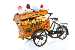 Free Bakery Car Royalty Free Stock Image - 17839786