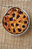 Bakery cherry pie 10 Royalty Free Stock Image
