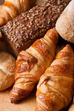 Bakery composition Royalty Free Stock Photos