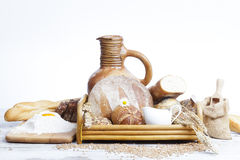 Bakery concept Stock Images