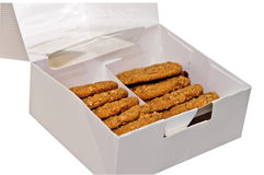 Bakery Cookies Stock Photo