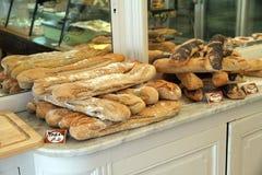 Bakery in Corsica Stock Image
