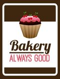 Bakery. Design, illustration eps10 graphic royalty free illustration