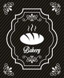 Bakery design Stock Photo