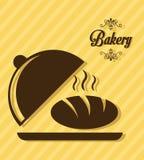 Bakery design Royalty Free Stock Photo
