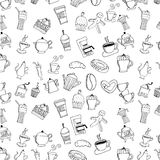 Bakery design Stock Image