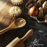 Bakery Equipment Cooking Preparation Tools Concept Royalty Free Stock Photo