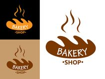 Bakery food symbol with bread Stock Photo
