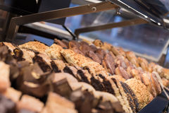 Bakery foods. Some delicous plain bakery foods Stock Photography