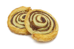Bakery Goods Series Cinnamon Danish Royalty Free Stock Images