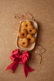 Bakery heart shaped for valentine day and special occasion Royalty Free Stock Photography
