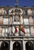 Bakery House, Plaza Mayor Square, Madrid. Plaza Mayor Square, Madrid, Spain Stock Photos