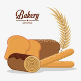 Bakery icon design Stock Photo
