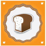 Bakery icon Stock Images