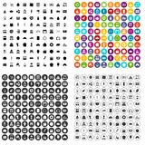 100 bakery icons set vector variant. 100 bakery icons set vector in 4 variant for any web design isolated on white vector illustration