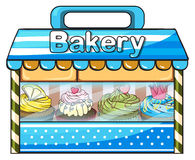 A bakery Royalty Free Stock Images