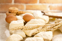 Bakery industry Stock Photo