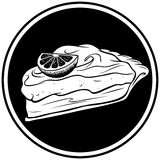 Bakery Insignia Royalty Free Stock Photography