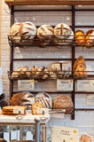 Bakery interior Stock Photography