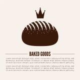 Bakery logotype. Bakery or bred shop vintage design element. Vector Illustration vector illustration