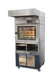 Bakery oven. The image of bakery oven Royalty Free Stock Image