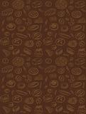 Bakery pattern Stock Photos