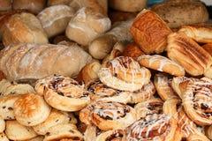 Bakery produce Royalty Free Stock Photography